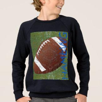 HAMbWG - camisa do T das crianças - futebol