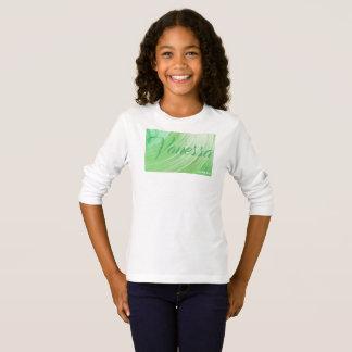 HAMbWG - camisa do T das crianças - logotipo de w