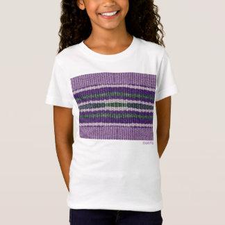 HAMbWG - camisa do T das crianças - roxo do