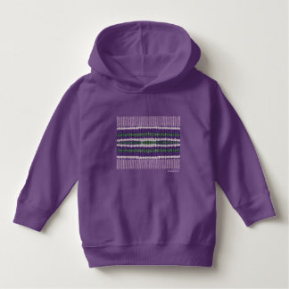 HAMbWG - camisa do T das crianças - roxo do hippy