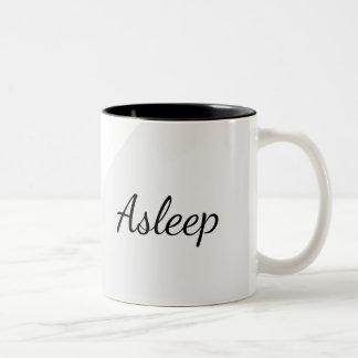 HAMbWG - caneca de café - acorde/adormecido