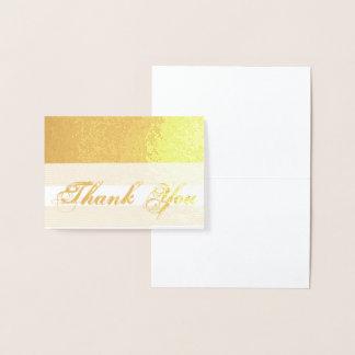 HAMbWG - cartão da folha de ouro - bloco da folha
