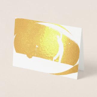 HAMbWG - cartão da folha de ouro - jogador de