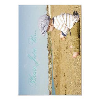 HAMbWG - convite - bebê na praia