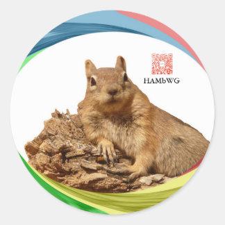 HAMbWG - etiqueta - cores do logotipo de w do