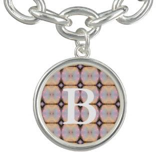 HAMbWG - prata ou jóia chapeada prata do encanto Bracelete Com Pingente