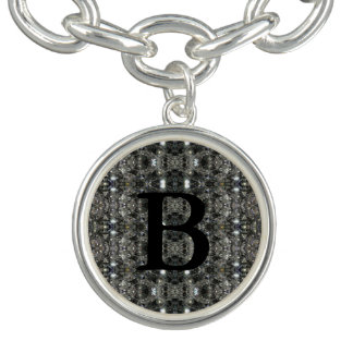 HAMbWG - prata ou jóia chapeada prata do encanto Braceletes Com Charms