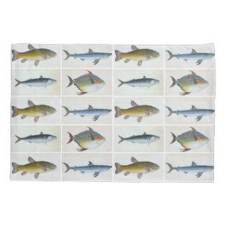 HAMbyWG - caixa do travesseiro - quatro peixes