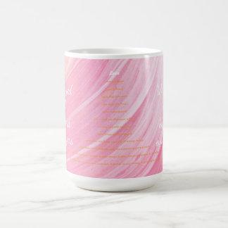 HAMbyWG - caneca de café - amor é