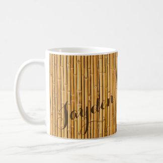 HAMbyWG - caneca de café - bambu