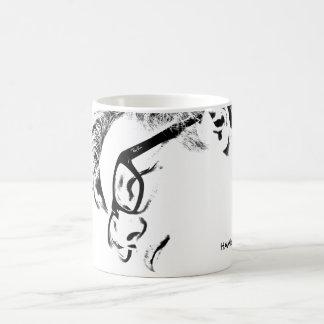 HAMbyWG - caneca de café - hipster
