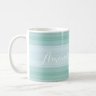 HAMbyWG - caneca de café - nome de w do inclinação
