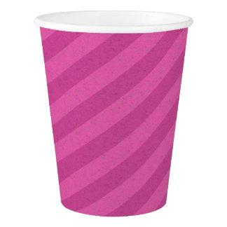 HAMbyWG - copo de papel - listra da framboesa