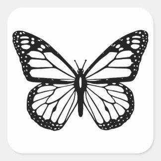 HAMbyWG - etiquetas - borboleta