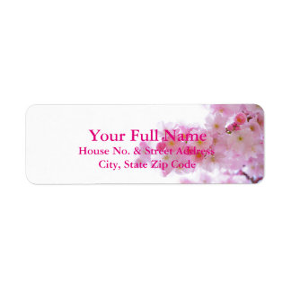 HAMbyWG - etiquetas de endereço - árvore de cereja