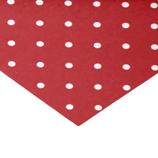 HAMbyWG - lenço de papel - pontos vermelhos do