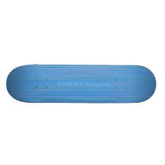 HAMbyWG - skate - o azul da menina