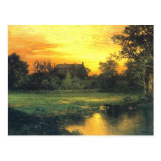 Hampton do leste, Long Island - 1897 Cartão Postal