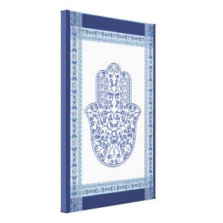 hamsa*tunis*morocco*henna*blue