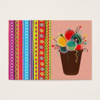 """""""Handmade"""" - por SRF Cartão De Visitas"""