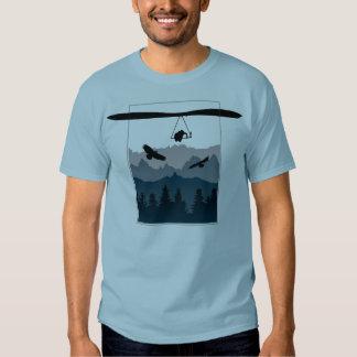 HANG GLIDER HG-09 PontoCentral T-shirts