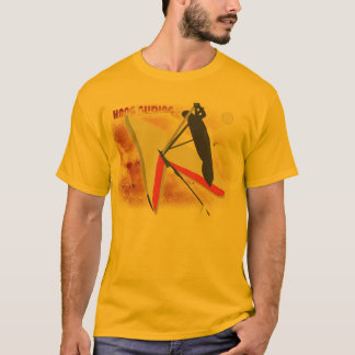 Hang Gliding Looping pontocentral Camiseta