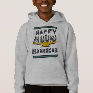 Hanukkah Menorah - grande ideia do presente para