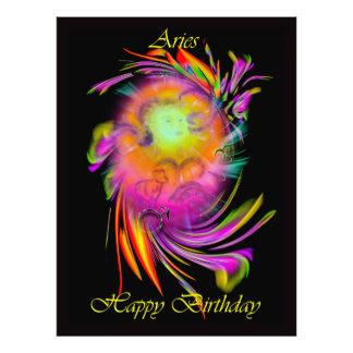 Happy Birthday Aries - carneiros Impressão De Foto