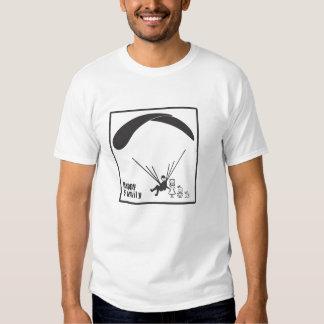 Happy Famili Paraglider Tshirt