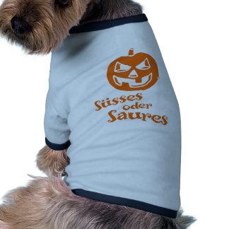 happy halloween roupa para cães