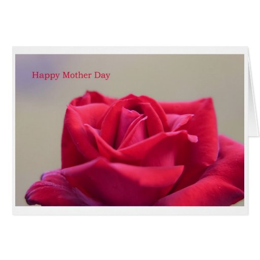 Happy Mother Day Cartão