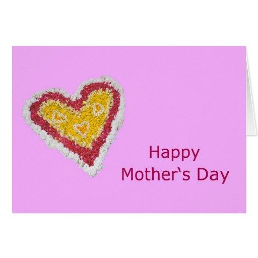 Happy Mothers Day Cartao