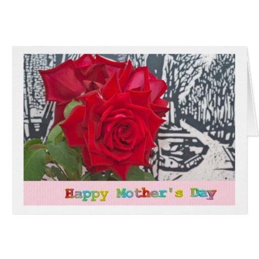Happy Mothers Day Cartão