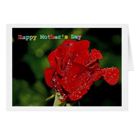 Happy Mothers Day Cartões