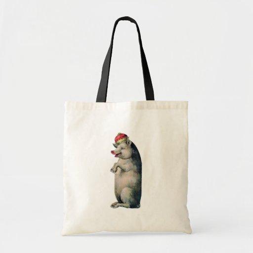 Happy pig king bolsa para compra