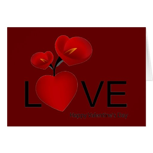 Happy Valentine' s Day - Cartões