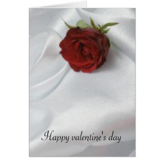 Happy valentine' s day cartões
