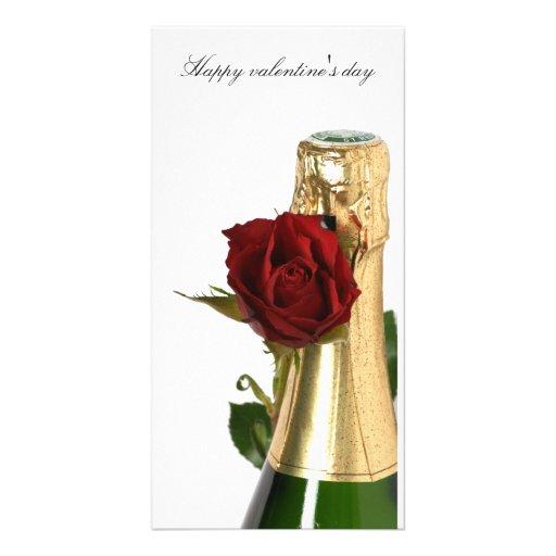 Happy valentine' s day cartoes com foto personalizados