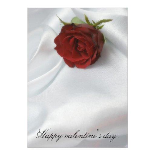 Happy valentine' s day convites personalizados