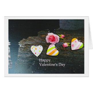 Happy Valentine's Day Cartão