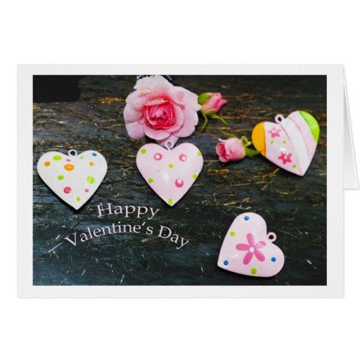 Happy Valentine's Day Cartao