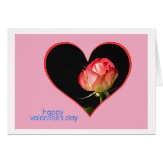 happy valentine's day cartões