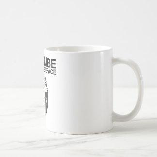 Harambe McHarambeface Caneca De Café