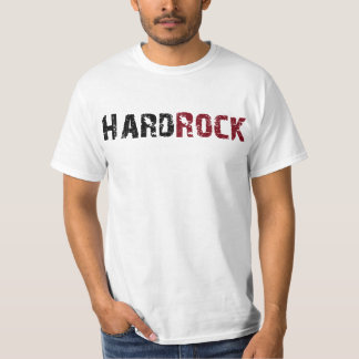 Hard rock camiseta