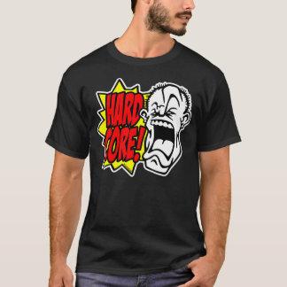 hardcorehead01-nocolor camiseta