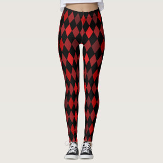 Harlequin Legging