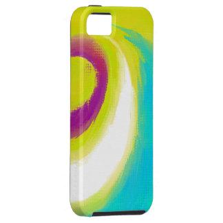 Harmonia da cor - caso do iPhone 5 da arte de Capas Para iPhone 5