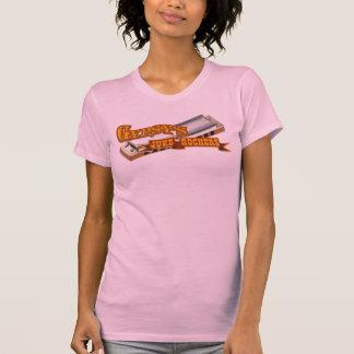 Harmônica dos balancins do Juke do cigano T-shirt