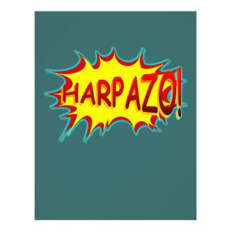 HARPAZO! (Êxtase) Panfleto Personalizados