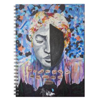 Harriet Tubman - caderno preto da história